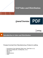 SAP SD Overview