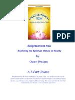 Enlightenment Now - Owen Waters - my edit