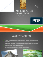 Aztec Civilazation Project_Humanities1