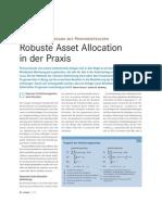 Asset Allocation Die Bank 042006