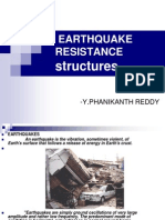 Earthquake Resistance Structures