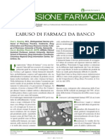 Abuso Di Farmaci Da Banco