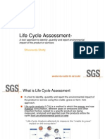 Life Cycle Assesment
