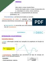 1. Introdução à electrónica