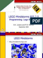 04 - Intro Lego RCX Code