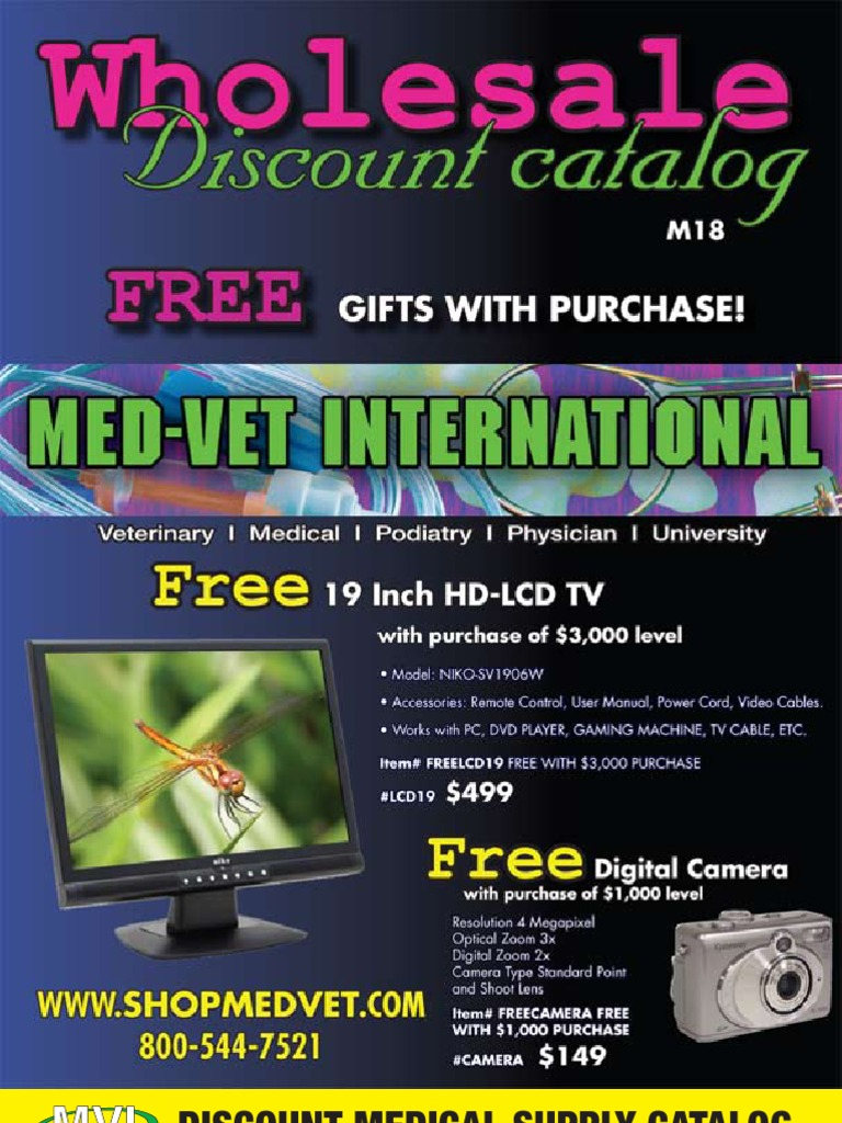 4fd2c228dfa Med-Vet International 2008 Catalog M18