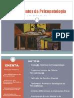Fundamentos da Psicopatologia
