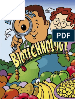 Kids Biotech Basics Activity Book