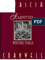 Scarpetta's Winter Table - Patricia Cornwell