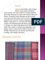Different Types of Woven Fabrics