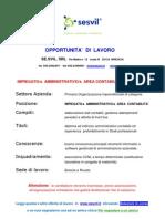 Impiegati Amministrativi Area Contabilit_Ã_