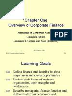 Ch1 Financial Management Lawrence j Gitman