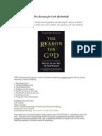 Reason for God II