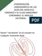 INTERPRETACIÓN ELECTROCARDIOGRÁFICA DE LAS ANOMALÍAS DEL MÚSCULO CARDÍACO