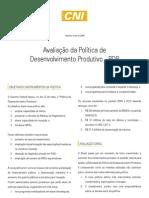 Politica Industrial_Avaliação da política PDP 7