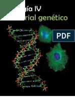 Biología IV MATERIAL GENÉTICO