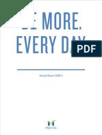 Marico Annual Report 2010 11