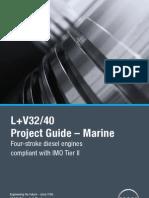 32-40 IMO Tier II – Marine