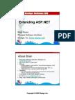 Extending ASP Net