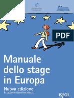 Manuale Dello Stage in Europa23!11!11 N
