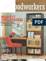Lowe's Creative Ideas for Woodworkers. Winter 2011