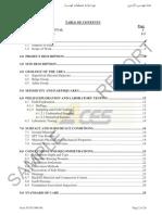 دورة قراءة المخططات الهندسية - عينة لفحص التربة /