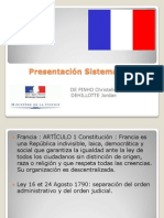 Presentación Sistema Judicial francés