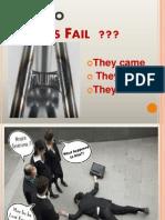 Why Do Brands Fail