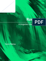 Romani a Linguistic Introduction_copy
