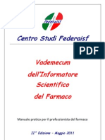 Federaisf - Vademecum Dell'Isf
