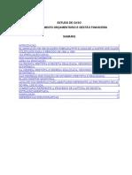 Planejamento Orçamentário e Gestão Financeira