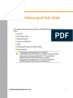 Cosmos Design Star 2008 Whats New
