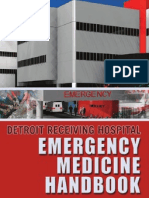 Detroit Receiving Hospital Emergency Medicine Handbook 5th Edn - Copy