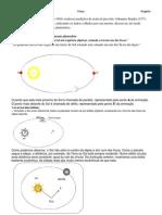 As Leis de Kepler