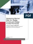 Assessing Market Risk for Hedge Funds and Hedge Funds Portfolios