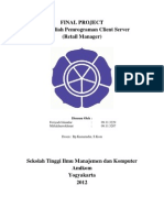 Laporan Final Project Pemrograman Client Server