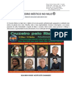 Cruzeiro Mistico Roteiro