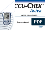 AccuCheck Meter Manual
