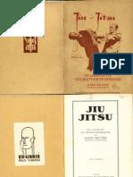 Jiu-Jitsu / Ein Lehrbuch für Selbstverteidigung - Hans Reuter 1922