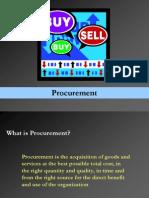 Telecom Procurement