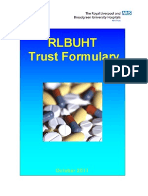 Trust Formulary | Analgesic | Opioid