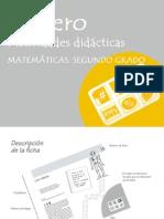 FICHERO MATEMATICAS 2º