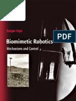 Bio Mimetic Robotics