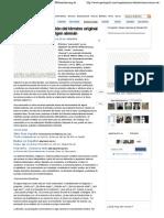 Cosmovisión, explicación del término original Weltanschauung de origen alemán | GestioPolis