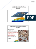 1. Historia y Fundamentos de Cartografia Digital