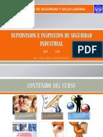 Supervision e Inspeccion de Seguridad Industrial