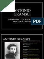 Slides Antonio Gramsci