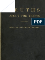 Truths About the Trusts-William Randolph Hearst-1916