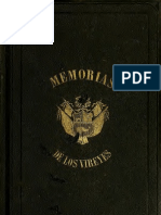 Memoria de los Virreyes que han gobernado el Perú durante el tiempo del coloniaje español. T.III. (1859)