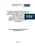 Plan Gestion Adec Hidr Rio Bogota